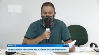 Agudos: ex-prefeito cassado diz que vereadores ignoraram relatório