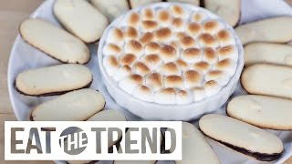 Milano Toasted Marshmallow Dip | Eat the Trend by POPSUGAR Food