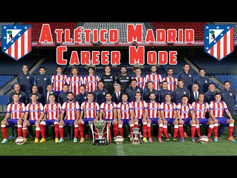 FIFA 15 ATLETICO MADRID CAREER MODE - Ep8 - MORE SIGNINGS+MADRID!!!