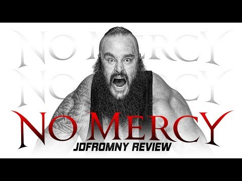 Wwe No Mercy 2017 Full Show Review & Results: Lesnar Vs Strowman! Cena Vs Reigns!