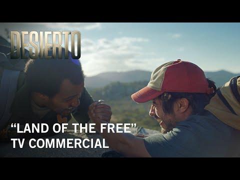 Desierto (TV Spot 'Land of the Free')