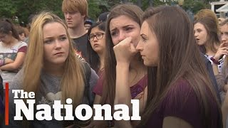 Woodstock (ON) Canada  city pictures gallery : Woodstock students hold walkout over youth suicides