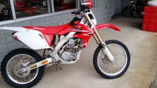 9. Used 2009 CRF250X For Sale at Honda of Chattanooga TN AL GA Dealer / FMF Exhaust CRF250