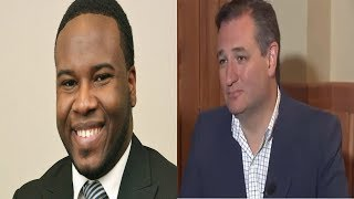 Sen Ted Cruz Says Botham Jean Found Himself Murdered & Amber Guyger Charged In 83% White County