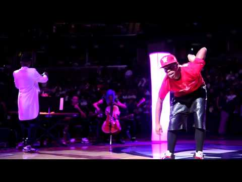 lilbuck - Drumma Boy conducts Lil Buck & the Memphis Symphony Orchestra at the Fed Ex Forum for the Memphis Grizzlies' 2013-2014 season opener! @DrummaBoyFRESH @LilBuc...