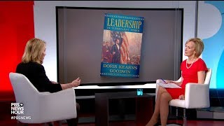Doris Kearns Goodwin on what today's leaders can learn from past 'turbulent times'