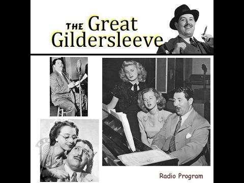 The Great Gildersleeve - Leila Returns Home