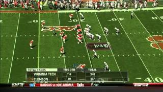 Malliciah Goodman vs Virginia Tech (2012)