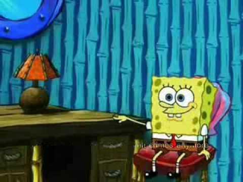 Parodia Death Note di Spongebob ITA