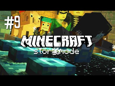 TO THE END! - MINECRAFT STORY MODE (EP.9)