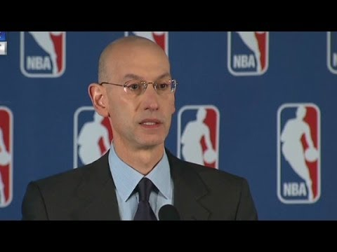 NBA Clippers' owner banned, fined $2.5 million