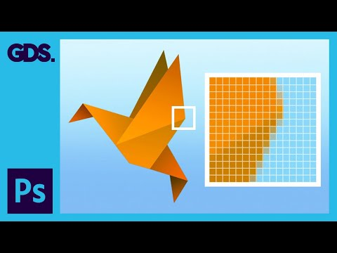 Raster Image principles in Adobe Photoshop Ep3/33 [Adobe Photoshop for Beginners]