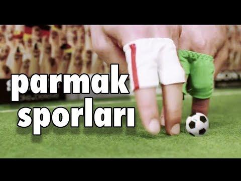 Parmak Futbolu, Parmak Boksu, Parmak Sumo Güreşi | 5 İlginç Parmak Oyununu Test Ettik