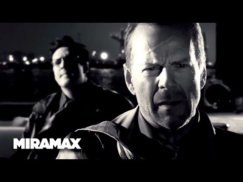 Sin City | 'Loose Ends' (HD) - Bruce Willis, Michael Madsen | MIRAMAX