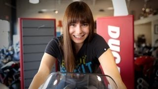 6. Is TRON's Ducati Sport 1000 Real?! - Fact or Fictional w/ Veronica Belmont