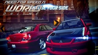 Видео в Need for Speed World
