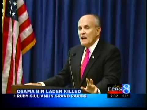 Giuliani: Obama should release photos