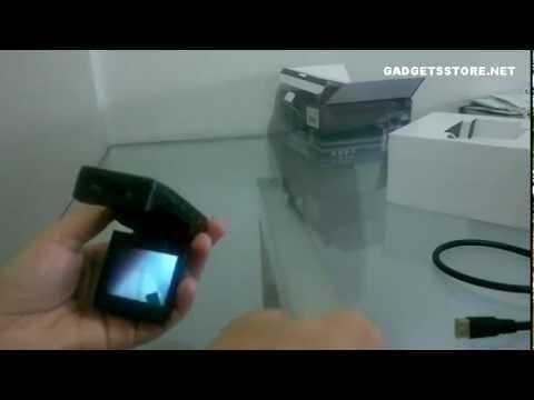 Авторегистратор Carcam Каркам 1080P HD dvr обзор купить