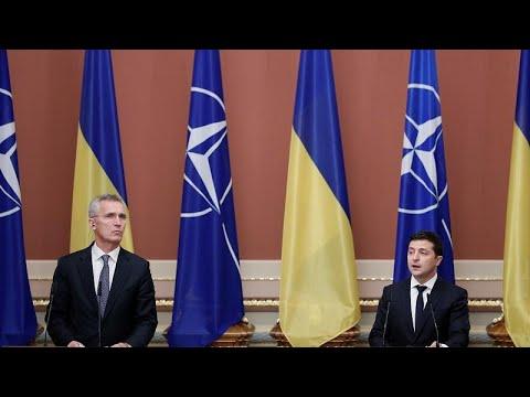 Ζελένσκι: Αποσύρει και άλλα στρατεύματα από την Αν. Ουκρανία…