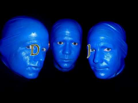 Featuring DJ BOX Blue Man Group  I Feel Love