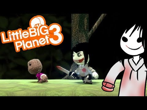 Video LittleBIGPlanet 3 - Jeff the Killer: Run Escape [VERY DIFFICULT LEVEL by JOONATAMPPI] - PS4 download in MP3, 3GP, MP4, WEBM, AVI, FLV January 2017