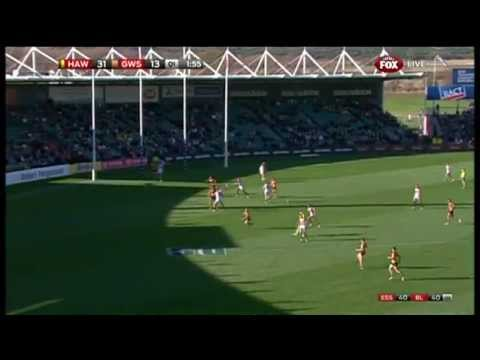 hawthorn - Highlights from Hawthorn's sevent consecutive victory in 2013. For more video, head to http://afl.com.au.