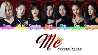 Video CLC (씨엘씨) Me (美) - Color Coded Lyrics [HAN/ROM/ENG] MP3, 3GP, MP4, WEBM, AVI, FLV Juni 2019
