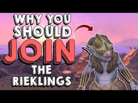 Why You Should Join the Rieklings | Hardest Decisions in Skyrim | Elder Scrolls Lore
