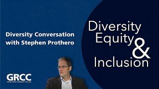 Diversity Conversation: Stephen Prothero