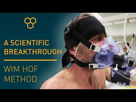 Iceman Wim Hof, results Scientific research