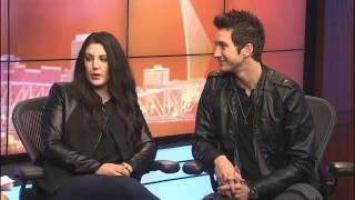 Kree Harrison and Paul Jolley interview