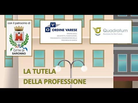 """""""La tutela della professione"""" 29 maggio 2020 - webinar"""