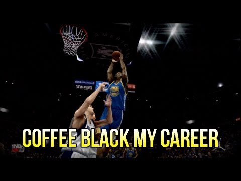 @TwoBrosGaming - NBA 2K13 MyCAREER: Coffee Black DUNKING ON DIRK