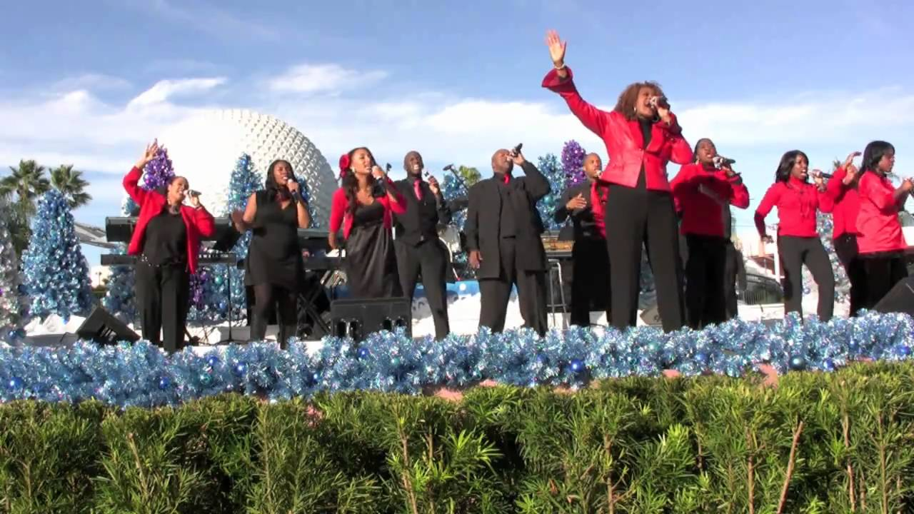 JOYFUL! featuring D'Vine Voices
