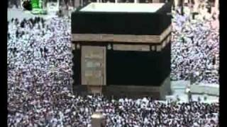 صلاة و خطبة عيد الاضحى 10 ذو الحجه 1431 هـ  الجزء 6