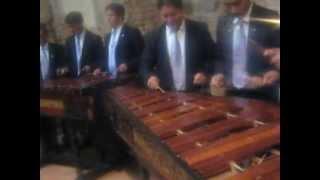 Marimba Sonora Chapina   Bailando En Tercera Dimencion
