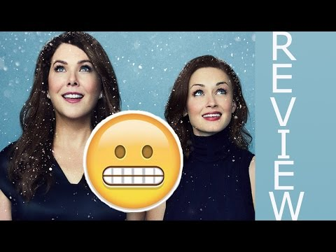 Gilmore Girls Revival Review! A Year in the Life Episodes 1-4