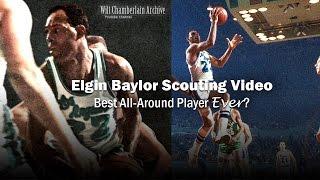 Remember Them Days - Elgin Baylor Scouting Video