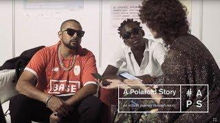 A POLAROID STORY x SEAN PAUL