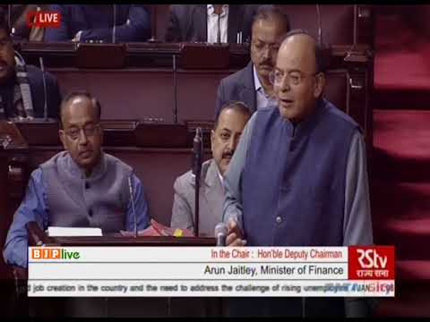 Shri Arun Jaitley on the state of economy : 04.01.2018