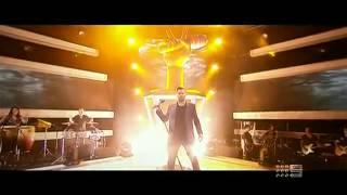 Seal, Ricky Martin, Joel Madden, Delta Goodrem   Diamonds