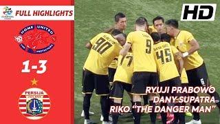 Video FULL HIGHLIGHTS! Home United 1-3 Persija Jakarta - ACL 2019 Preliminary Round 1 MP3, 3GP, MP4, WEBM, AVI, FLV Maret 2019