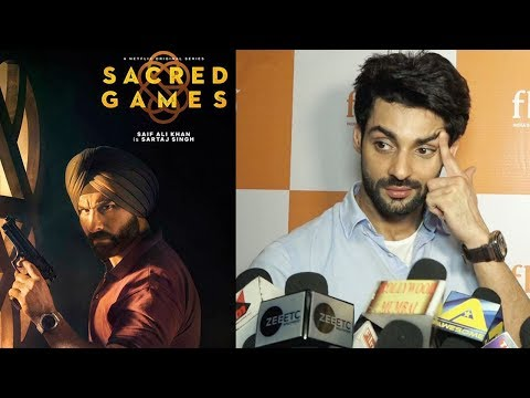 CONTROVERSY! 'Sacred Games' Actor Karan Wahi O