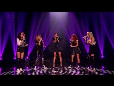Member - The X Factor: Little Mix admit they owe everything to mentor Tulisa and they can't wait to sing with her tonight at Wembley Arena. The N-Dubz star put her