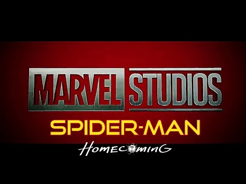Spider-Man: Homecoming Marvel Studios Intro
