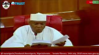 Security agencies must remain neutral - Saraki