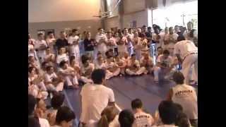Carrieres-sous-Poissy France  city photos : Rencontre de Capoeira France Brésil 2014 Carrières sous Poissy Extraits de stage