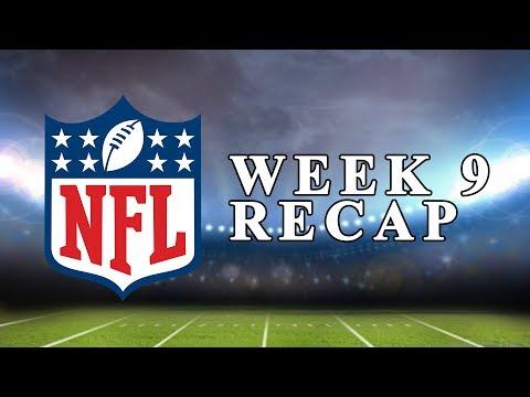 Video: NFL Week 9 Recap: Rams dealt first loss, Chargers better than Chiefs? I NBC Sports