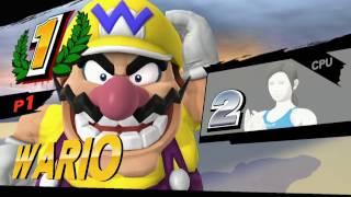 Donald Trump over Wario Voice Hack for Smash 4!
