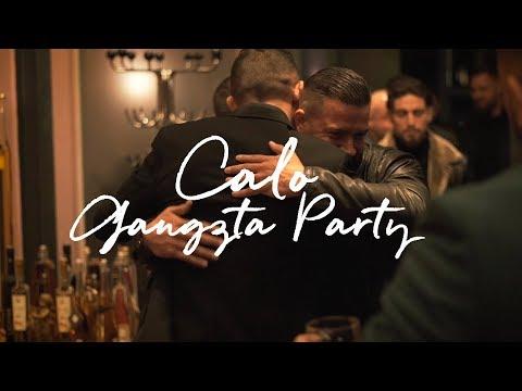 CALO - GANGZTA PARTY (Official Video ) Prod. by Baris Korkmaz & Akhan Beats
